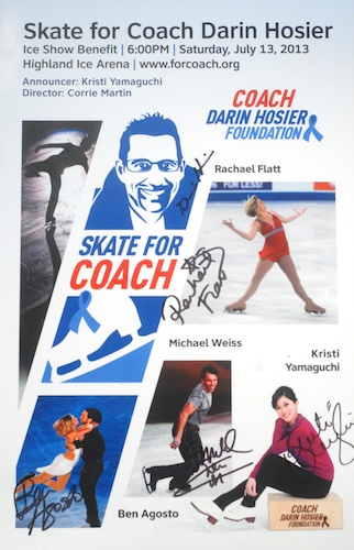 Skate for Coach poster